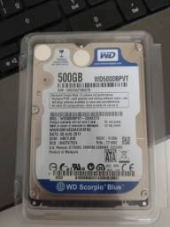 HD 500gb Notebook