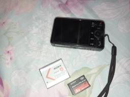 Câmera Digital Sony Cyber Shot 16.2mp Preto - DSC-WX50 / VENDO OU TROCO