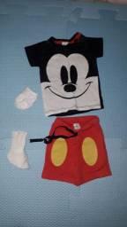 Conjuntinho Mickey