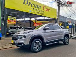 Fiat toro 1.8 evo at6 flex freedom sdesign único dono 19 mil km 2020