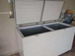 Freezer ELETROLUX h500 dupla acao