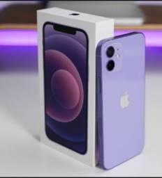 Iphone 12 ROXO 256GB