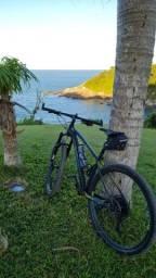 Bicicleta Oggi Big Wheel 7.5 2021 preta