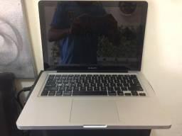 Leia a Descrição: Macbook Pro 13'/Core 2DUO/2.4ghz/4gb/a1278/2010