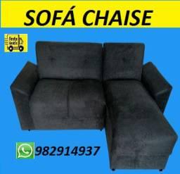 Grande Oferta do Mês!!Sofa Chaise Super Barato Apenas 499,00+Frete Gratis!!