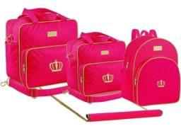 Lindos kit's de bolsas maternidade