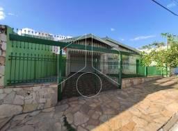 Casa à venda com 2 dormitórios em Jardim alvorada, Marilia cod:V3718
