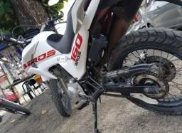 Moto NXT Broz 160