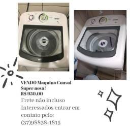 Máquina de Lavar Consul 9 KG (SEMI-NOVA)