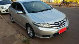Honda City Sedan 1.5 flex modelo 2013 - 2012
