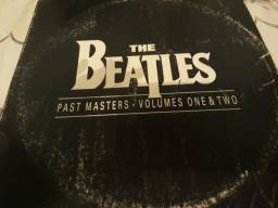 Vinil duplo Beatles past masters volumes one&two