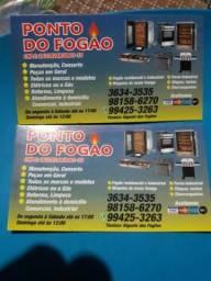 Técnico augusto dos fogões lig.994253263 o watsap aceito cartão de crédito para v.gratis