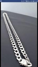 Compro cordão de prata pra hoje R$150,00