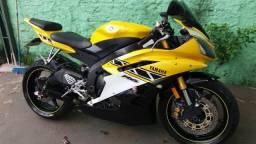 Yamaha R6 Edição Limitada Série Ouro - 2006