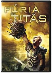 Fúria de Titãs (DVD-original)