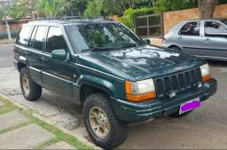 Grand Cherokee 5.2V8 Limited - 1997
