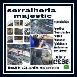 Serralheria Majestic