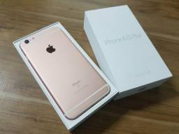 IPhone 6s plus Rose, gold 16gb