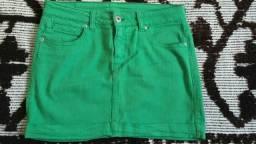 Saia Verde Bandeira, marca zoomp