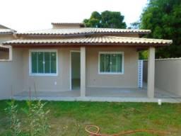 Título do anúncio: Código 97 - Casa 1ª locação com dois quartos em condomínio fechado - Maricá