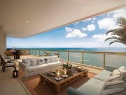 Apartamento no Hemisphere 360º - 3 ou 4/4 em 140 m² nascente e andar alto por 760.000,00