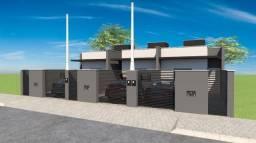 Casa Geminada com 2 dormitórios à venda, 60 m² por R$ 174.900 - Jardim Paraíso - Joinville