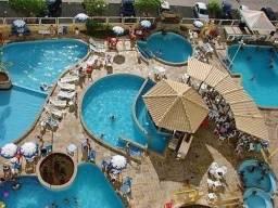 Flat termas place em caldas novas com parque aquático termal