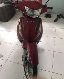 Moto biz Ducar Troco por um pedaço de terra - 2013