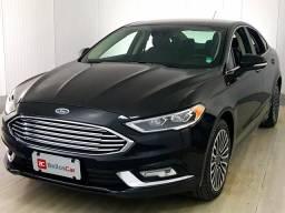Ford Fusion Titanium 2.0 GTDI Eco. Fwd Aut. - Preto - 2017 - 2017