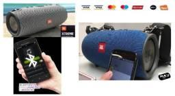 Caixa Som Xtreme Estéreo, Bluetooth