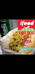 Promoção hot dog da daya
