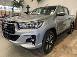 Hilux srx modelo 2020 (pronta entrega) - 2019