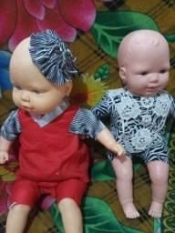 Bonecas cada uma por 30