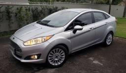 New Fiesta Titanium 1.6 - Top de Linha - 2014 - 48.000 km original