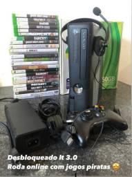 Xbox 360 pronto para usar
