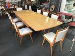 Mesa de jantar anos 1960