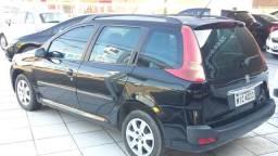 207 Sw XR S 1.4 2011 Completo Preto
