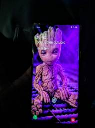 Galaxy Note 10 Plus, 12 de Ram e 256 de Memoria. SEMI NOVO