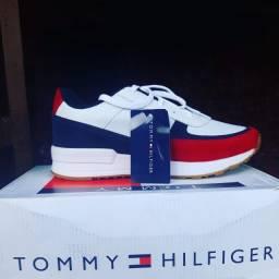 Tênis Tommy Hilfiger Lançamento