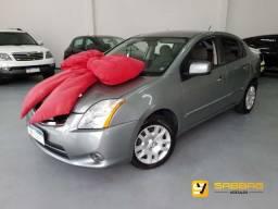 Nissan Sentra 2.0 Flex   2011   *Carro IM-PE-CÁ-VEL - Periciado 100%