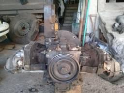 Motor parcial kombi injetada 2005 sem nota