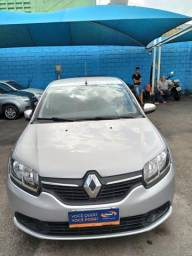 Renault logan 1.0 completo ano 2016