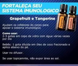 Oleo terapêutico