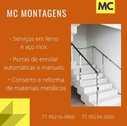 Serralheria MC Montagens