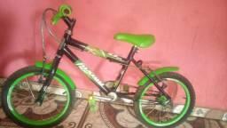 Vendo bicleta infantil 185,00