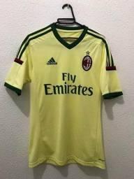Camisa Oficial Milan