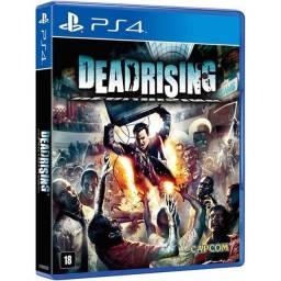 Jogo - Dead Rising - PS4