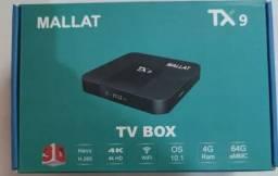 Tv Box 4K Tx9