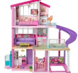 Casa dos sonhos da Barbie.