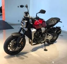 Vendo Moto Honda CB VT 1000r 2020